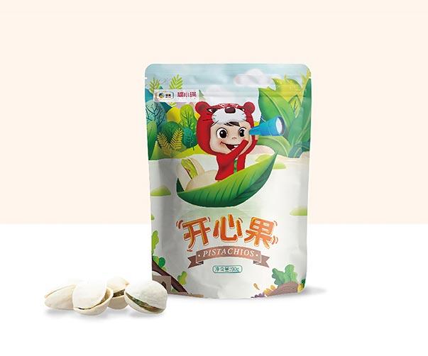 中粮福小满坚果品牌