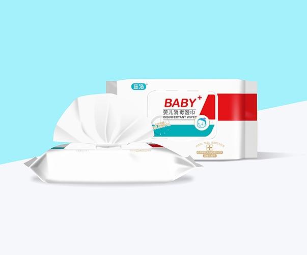 宝贝加消毒纸巾包装亿博国际注册